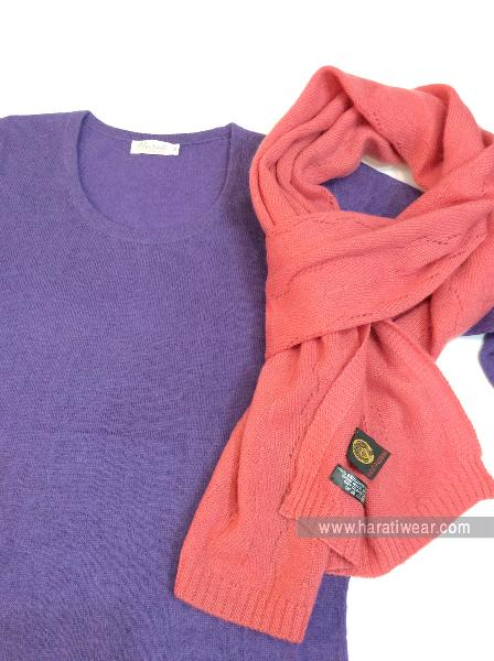 Set of Scarf and Sweater