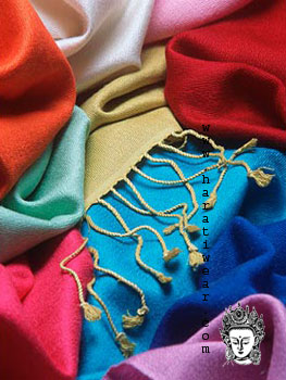 COLOURFUL PASHMINAS